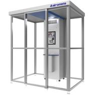 Кабина для курения офисная Airomate ISR-200D 2,04x1,65x2,24м, фото 1