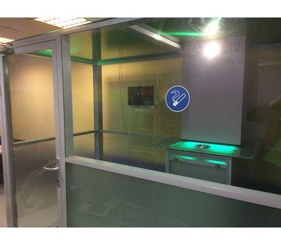 Кабина офисная для курения ArtSV ВК10 3х2х2,4м, фото 2