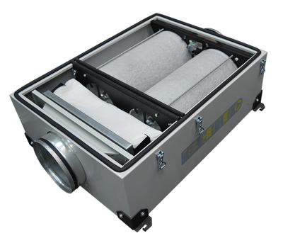 Очиститель воздуха канальный VentMachine ФКО-600 LED автономный, фото 2
