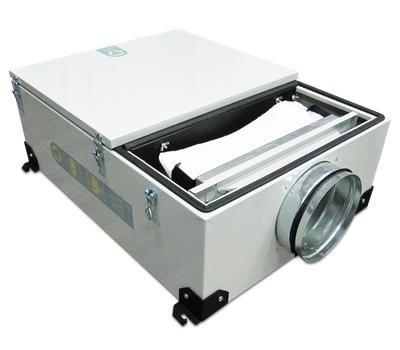 Очиститель воздуха канальный VentMachine ФКО-600 LED автономный, фото 3