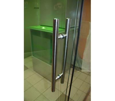 Кабина офисная для курения, стекло ArtSV ВСК6 2х2х2,4м, фото 4