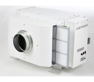 Очиститель воздуха приточной вентиляции Airomate TY-500CRT с вентилятором, фото 8