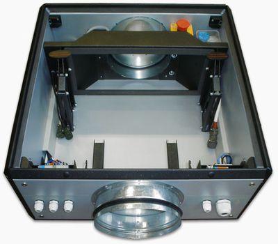 Установка приточная канальная VentMachine Колибри 1000 EC GTC, фото 4